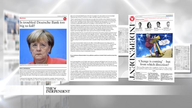Nhìn lại khủng hoảng của Deutsche Bank: Sẽ có một Lehman Brothers thứ 2? - Ảnh 1.