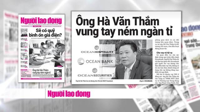 Chống tham nhũng - Chủ đề nóng trên báo chí trong tuần - Ảnh 1.