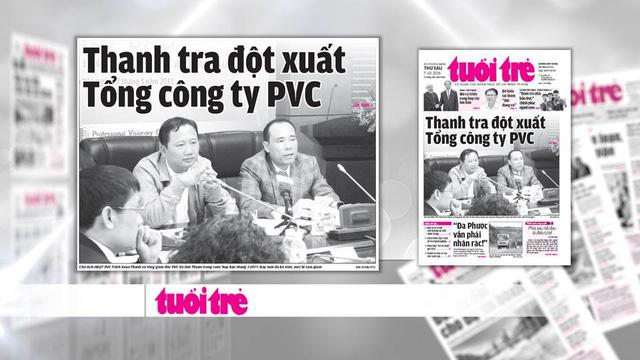 Chống tham nhũng - Chủ đề nóng trên báo chí trong tuần - Ảnh 2.