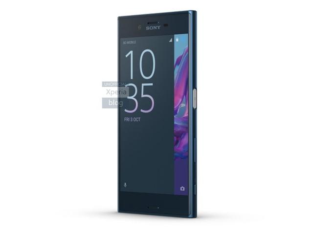 Sony Xperia XZ và X Compact lộ thiết kế trước giờ ra mắt - Ảnh 3.