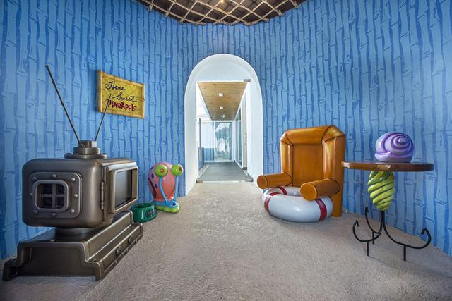Ngộ nghĩnh khách sạn quả dứa bước ra từ hoạt hình - Ảnh 3.