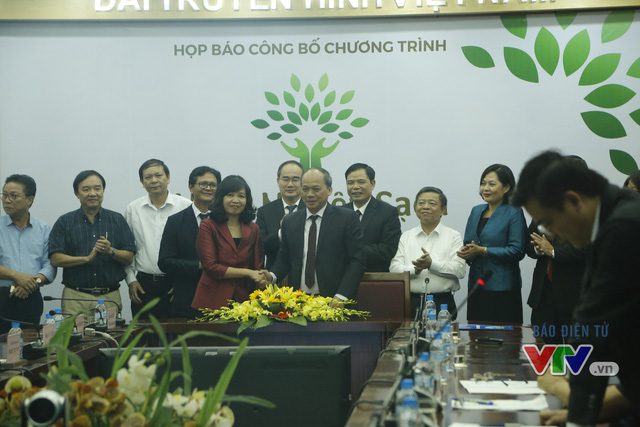 Nông nghiệp sạch - Con đường nông sản Việt lên sóng VTV1 từ ngày 1/11 - Ảnh 2.