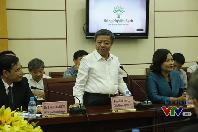 Nông nghiệp sạch - Con đường nông sản Việt lên sóng VTV1 từ ngày 1/11 - Ảnh 7.