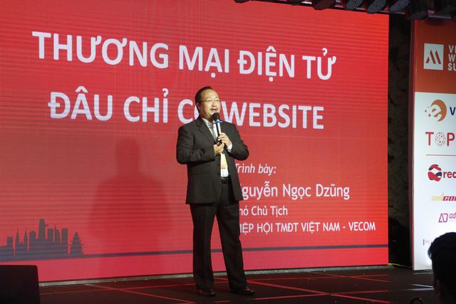 Vietnam Web Summit 2016: Ngày hội phát triển web dành cho lập trình viên và startup Việt - Ảnh 1.