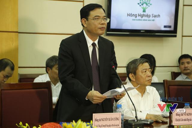 Nông nghiệp sạch - Con đường nông sản Việt lên sóng VTV1 từ ngày 1/11 - Ảnh 4.