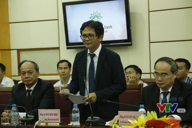 Nông nghiệp sạch - Con đường nông sản Việt lên sóng VTV1 từ ngày 1/11 - Ảnh 5.
