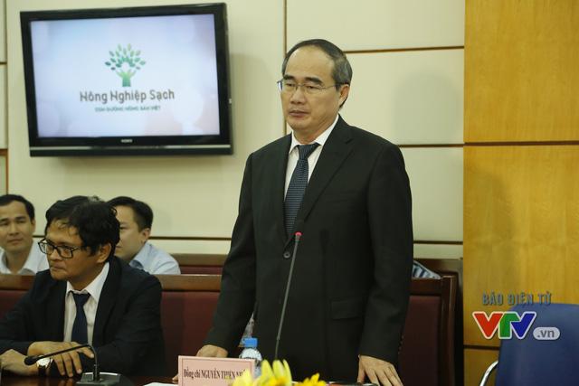 Nông nghiệp sạch - Con đường nông sản Việt lên sóng VTV1 từ ngày 1/11 - Ảnh 3.