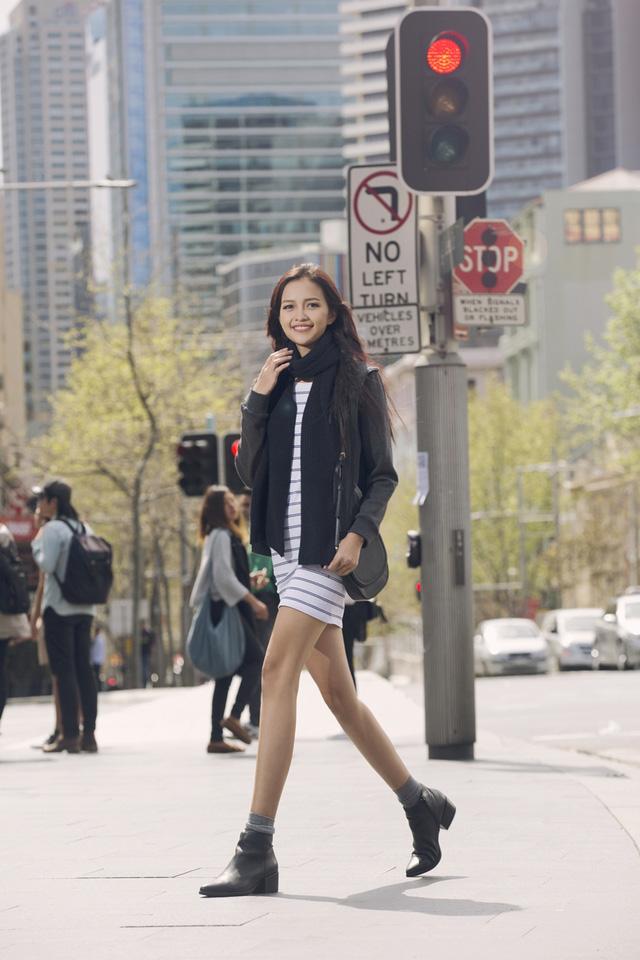 Top 4 Vietnams Next Top Model 2016 rạng ngời tại xứ sở chuột túi - Ảnh 9.
