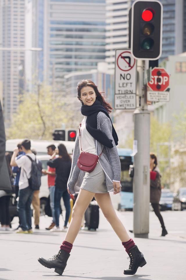 Top 4 Vietnams Next Top Model 2016 rạng ngời tại xứ sở chuột túi - Ảnh 10.