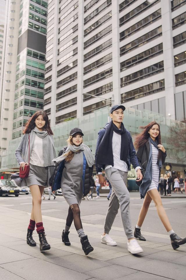Top 4 Vietnams Next Top Model 2016 rạng ngời tại xứ sở chuột túi - Ảnh 13.
