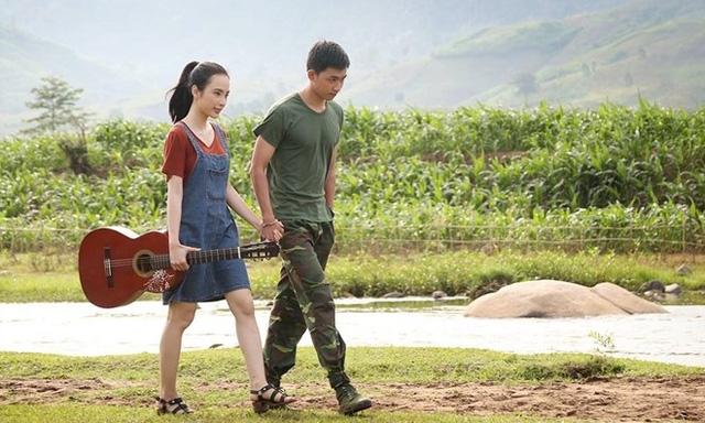 Angela Phương Trinh bật mí về chuyện tình tay ba trong Sứ mệnh trái tim - Ảnh 1.