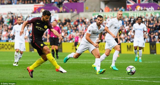 Arsenal - Swansea City: Phá dớp Thiên nga trắng - Ảnh 1.