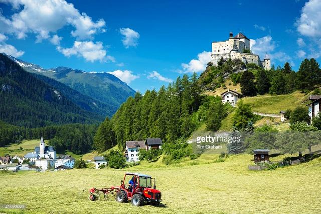 Khám phá cảnh sắc thiên nhiên tuyệt đẹp của đất nước Thụy Sĩ - Ảnh 14.