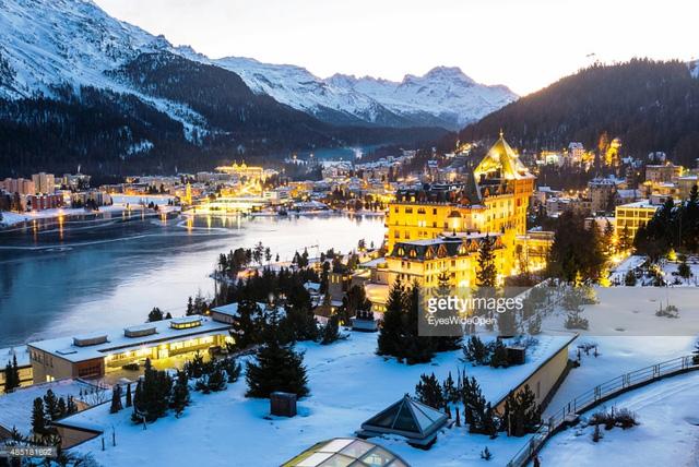 Khám phá cảnh sắc thiên nhiên tuyệt đẹp của đất nước Thụy Sĩ - Ảnh 8.