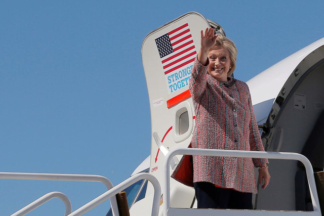 Sau ồn ào về sức khỏe, bà Hillary Clinton đã trở lại đường đua vào Nhà Trắng - Ảnh 7.