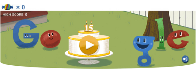 """Google diện """"áo mới"""" nhân ngày sinh nhật 18 tuổi - Ảnh 3."""