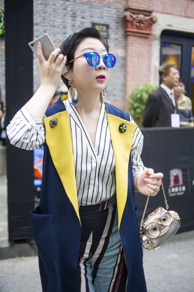 Những tín đồ thời trang Trung Quốc chơi trội bằng phụ kiện độc - Ảnh 6.