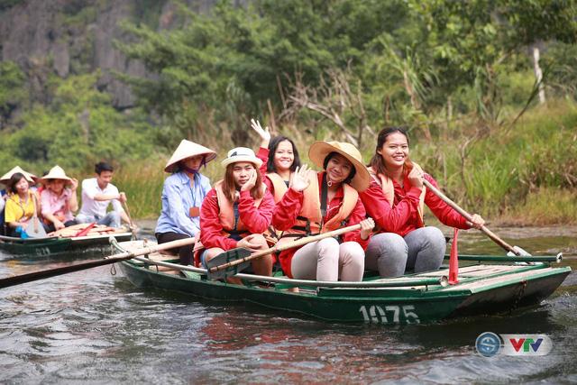 VTV Cup 2016 – Tôn Hoa Sen: Các đội bóng quốc tế tham dự giải thích thú với những trải nghiệm tại Tràng An, Ninh Bình - Ảnh 8.