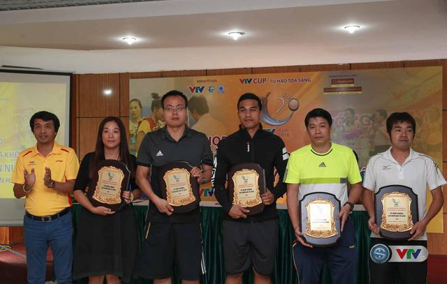 Họp báo bầu chọn danh hiệu Hoa khôi VTV Cup 2016 – Tôn Hoa Sen - Ảnh 6.