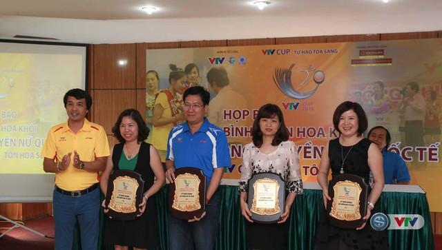 Họp báo bầu chọn danh hiệu Hoa khôi VTV Cup 2016 – Tôn Hoa Sen - Ảnh 5.