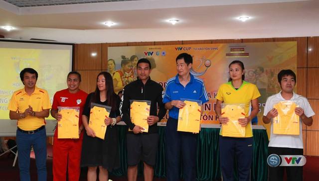 Họp báo bầu chọn danh hiệu Hoa khôi VTV Cup 2016 – Tôn Hoa Sen - Ảnh 3.