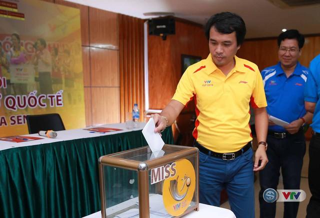 Họp báo bầu chọn danh hiệu Hoa khôi VTV Cup 2016 – Tôn Hoa Sen - Ảnh 1.