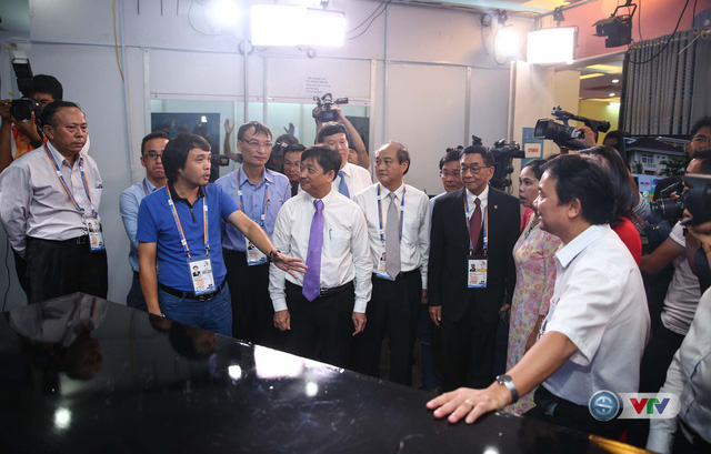 ABG 2016: Khai trương Trung tâm Truyền thông quốc tế của Đại hội - Ảnh 4.