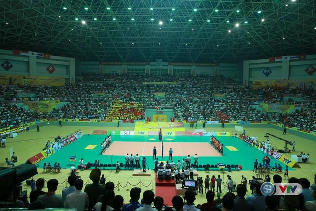 Ảnh: Những khoảnh khắc ấn tượng trong Lễ bế mạc VTV Cup 2016 - Tôn Hoa Sen - Ảnh 2.
