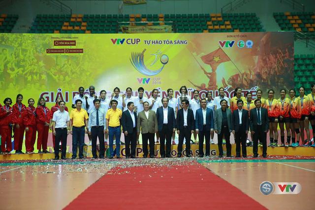 Ảnh: Những khoảnh khắc ấn tượng trong Lễ bế mạc VTV Cup 2016 - Tôn Hoa Sen - Ảnh 19.