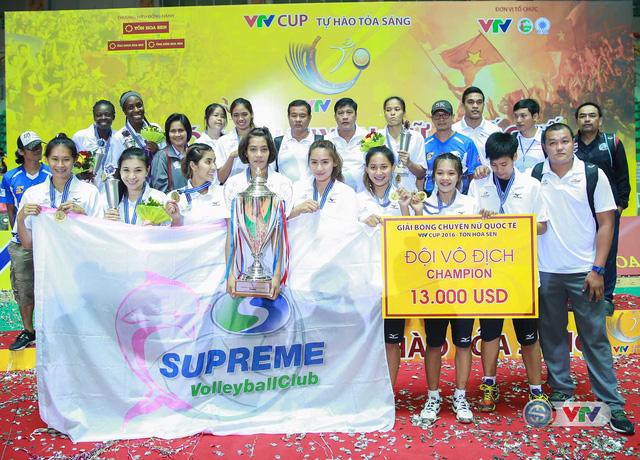 Ảnh: Những khoảnh khắc ấn tượng trong Lễ bế mạc VTV Cup 2016 - Tôn Hoa Sen - Ảnh 17.