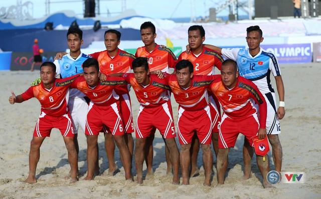 Thua Thái Lan, Việt Nam gặp Lebanon tại tứ kết bóng đá bãi biển ABG5 - 2016 - Ảnh 2.