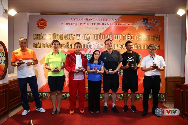 VTV Cup 2016 Tôn Hoa Sen: BTC địa phương tổ chức giao lưu với các đội tham dự giải  - Ảnh 2.