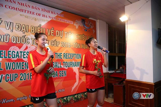 VTV Cup 2016 Tôn Hoa Sen: BTC địa phương tổ chức giao lưu với các đội tham dự giải  - Ảnh 8.