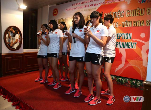 VTV Cup 2016 Tôn Hoa Sen: BTC địa phương tổ chức giao lưu với các đội tham dự giải  - Ảnh 7.