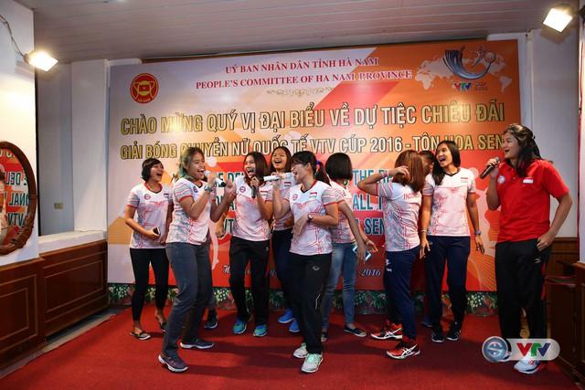 VTV Cup 2016 Tôn Hoa Sen: BTC địa phương tổ chức giao lưu với các đội tham dự giải  - Ảnh 6.