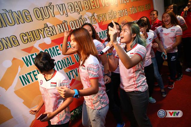 VTV Cup 2016 Tôn Hoa Sen: BTC địa phương tổ chức giao lưu với các đội tham dự giải  - Ảnh 5.