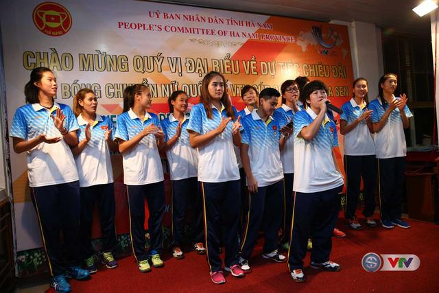 VTV Cup 2016 Tôn Hoa Sen: BTC địa phương tổ chức giao lưu với các đội tham dự giải  - Ảnh 9.