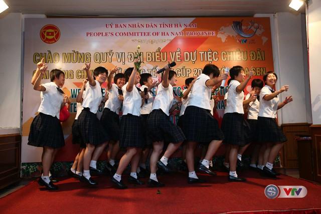 VTV Cup 2016 Tôn Hoa Sen: BTC địa phương tổ chức giao lưu với các đội tham dự giải  - Ảnh 10.