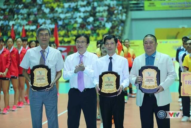 Ấn tượng Lễ khai mạc Giải bóng chuyền nữ quốc tế VTV Cup 2016 – Tôn Hoa Sen  - Ảnh 11.