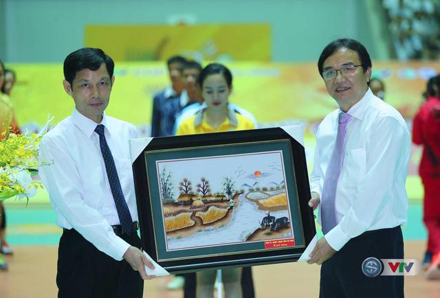 Ấn tượng Lễ khai mạc Giải bóng chuyền nữ quốc tế VTV Cup 2016 – Tôn Hoa Sen  - Ảnh 12.