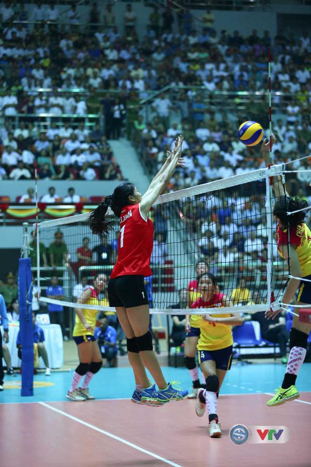 Ảnh: Những khoảnh khắc ấn tượng trong ngày thi đấu khai mạc VTV Cup 2016 - Tôn Hoa Sen - Ảnh 11.