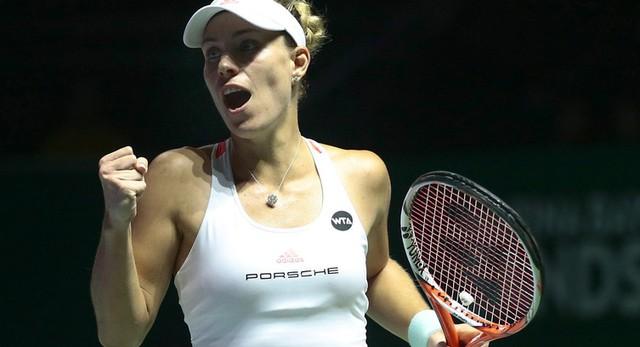 WTA Finals 2016: Cibulkova hẹn Kerber tại chung kết - Ảnh 2.