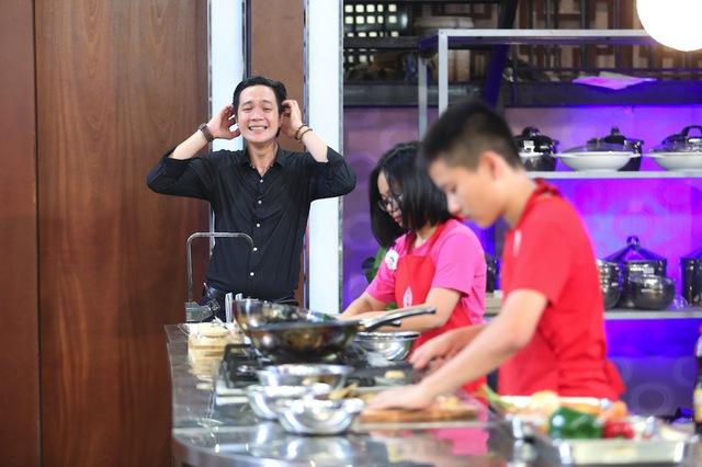Hai Vua đầu bếp Thanh Hoà và Thanh Cường đối đầu nhau - Ảnh 5.