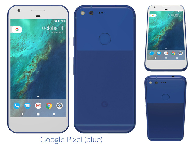Google Pixel và Pixel XL: Tuyệt tác công nghệ mới mang thương hiệu Google - Ảnh 7.