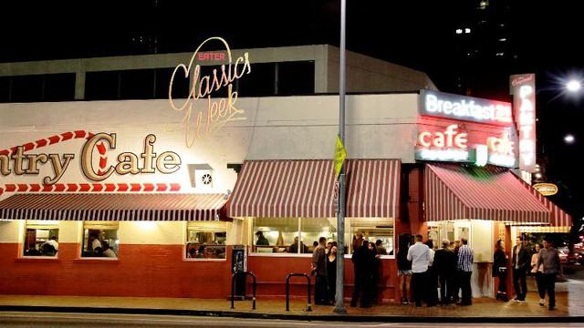 Original Pantry Cafe - Nhà hàng chưa từng đóng cửa suốt 92 năm - Ảnh 1.