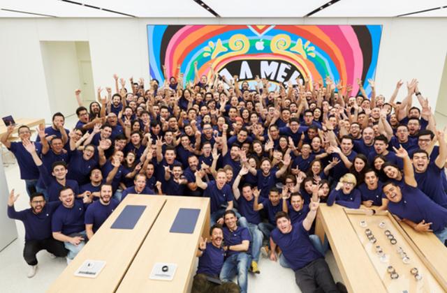 Khai trương cửa hàng Apple Store đầu tiên tại Mexico - Ảnh 4.