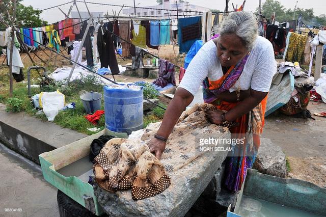 Những thợ giặt truyền thống thời hiện đại ở Ấn Độ - Ảnh 4.