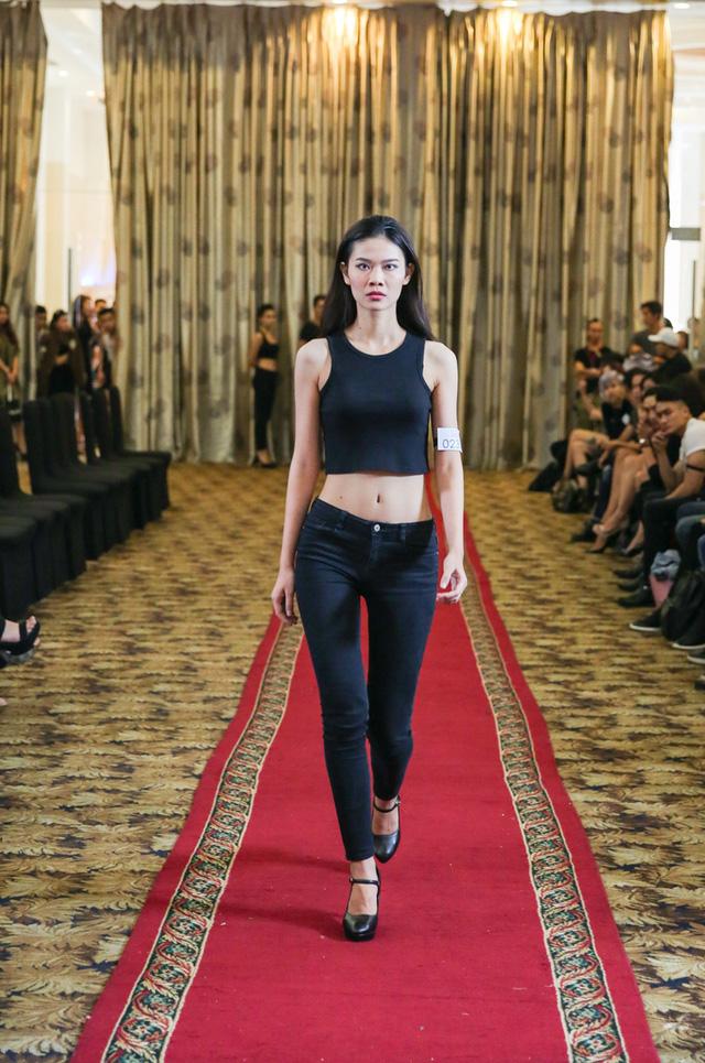 Top 18 VNTM nô nức casting người mẫu Tuần lễ thời trang quốc tế Việt Nam - Ảnh 5.