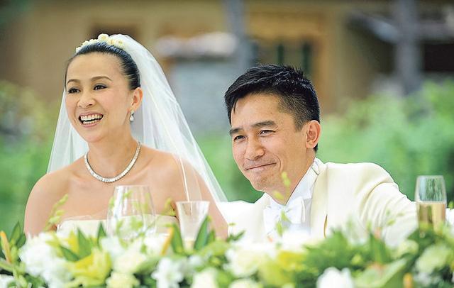 Lưu Gia Linh tiết lộ đời sống hôn nhân với Lương Triều Vỹ - Ảnh 1.