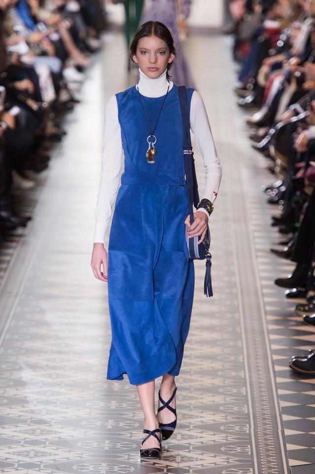 Săm soi 10 xu hướng Thu - Đông ở các Tuần lễ thời trang - Ảnh 18.